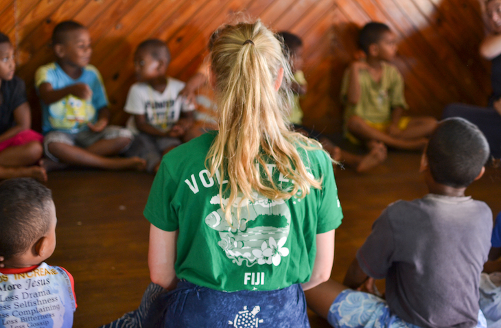 Volunteer in Fiji with Projects Abroad