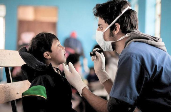 healthcare volunteering in Latin America