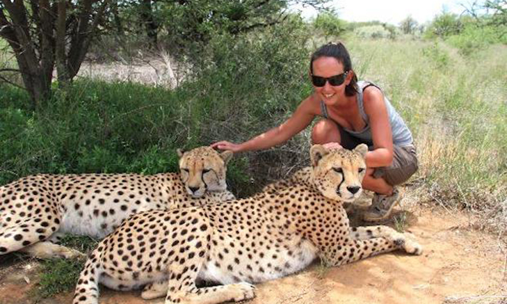 Volunteer Forever - Volunteer in Namibia Wildlife Sanctuaries