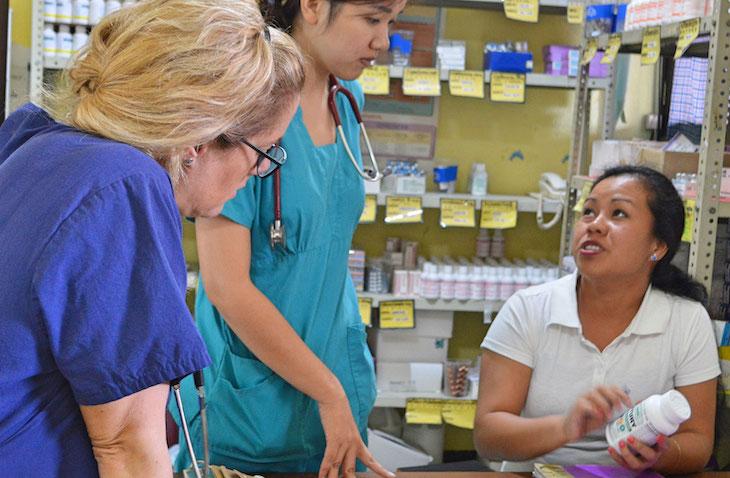 Health Volunteer Abroad: Paramedic, Public Health, Midwife, Pharmacist - Maximo Nivel